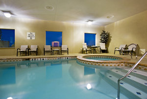 Pool - Holiday Inn Express Sweetwater