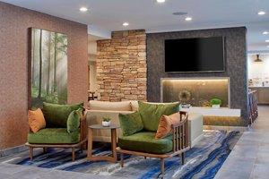 Lobby - Fairfield Inn & Suites by Marriott Airport Albany