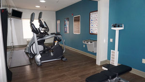 Fitness/ Exercise Room - Holiday Inn Express Hotel & Suites Greensboro