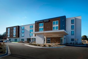 Exterior view - SpringHill Suites by Marriott East Lansing