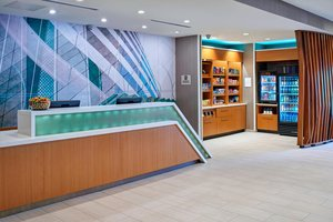 Lobby - SpringHill Suites by Marriott East Lansing