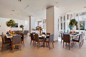 Restaurant - Marriott Hotel Downtown Orlando