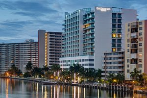 Exterior view - Residence Inn by Marriott Intracoastal Fort Lauderdale