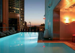 Exterior view - Standard Hotel Downtown Los Angeles