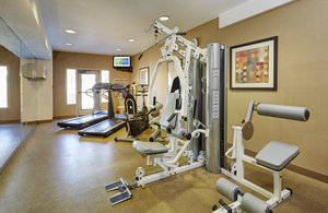 Fitness/ Exercise Room - Holiday Inn Express Sorrento Valley
