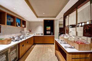 Restaurant - SpringHill Suites by Marriott Linthicum