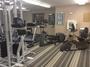 Fitness/ Exercise Room - Candlewood Suites Braintree