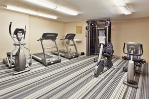 Fitness/ Exercise Room - Candlewood Suites Irving