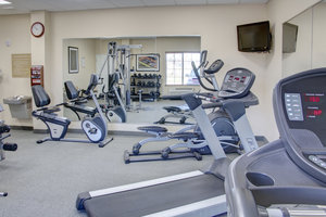 Fitness/ Exercise Room - Candlewood Suites Texarkana