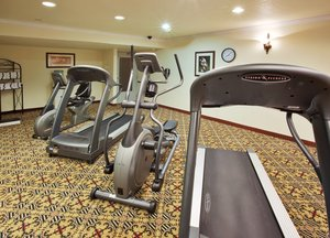Fitness/ Exercise Room - Holiday Inn Rancho Cordova