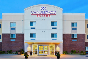 Exterior view - Candlewood Suites Lexington