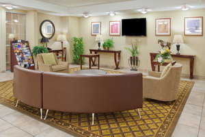 Lobby - Candlewood Suites Lexington