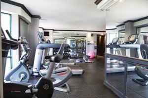 Fitness/ Exercise Room - InterContinental Hotel Toronto