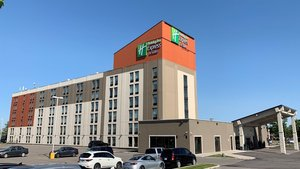 Exterior view - Holiday Inn Express Hotel & Suites Airport West Mississauga