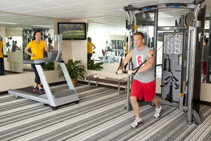 Fitness/ Exercise Room - Candlewood Suites Northwest Plano