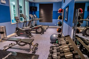 Fitness/ Exercise Room - Holiday Inn Express Hotel & Suites Spruce Grove