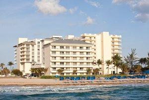 Exterior view - Club Wyndham Royal Vista Hotel Pompano Beach