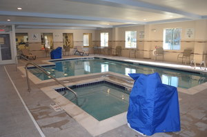 Pool - Holiday Inn Express Hotel & Suites Golden