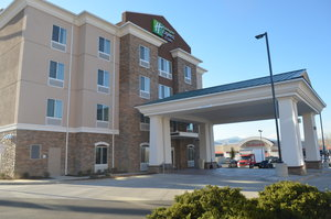 Exterior view - Holiday Inn Express Hotel & Suites Golden