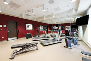 Fitness/ Exercise Room - Holiday Inn The Woodlands Shenandoah