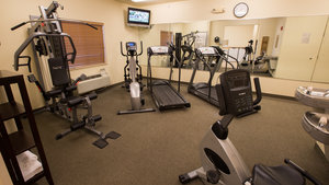 Fitness/ Exercise Room - Candlewood Suites Springfield