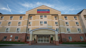 Exterior view - Candlewood Suites Springfield