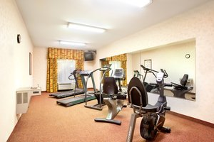 Fitness/ Exercise Room - Holiday Inn Express Hotel & Suites Bourbonnais