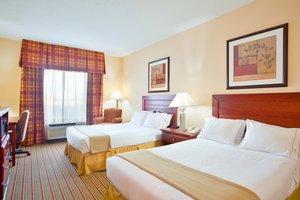 Room - Holiday Inn Express Hotel & Suites Bourbonnais