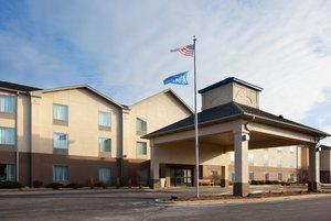 Exterior view - Holiday Inn Express Hotel & Suites Bourbonnais