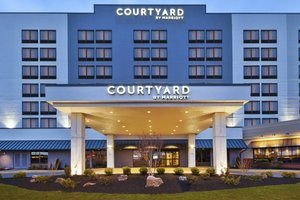 Exterior view - Courtyard by Marriott Hotel Secaucus