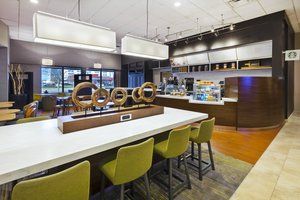 Restaurant - Courtyard by Marriott Hotel Secaucus