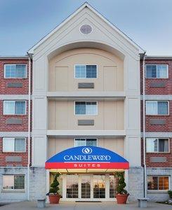 Exterior view - Candlewood Suites Burlington