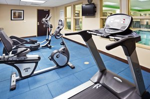 Fitness/ Exercise Room - Holiday Inn Express Hotel & Suites Newport