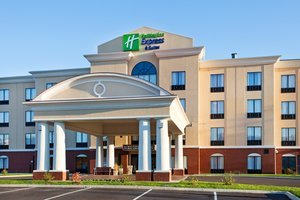 Exterior view - Holiday Inn Express Hotel & Suites Newport