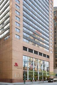 Exterior view - Marriott Hotel Financial Center New York