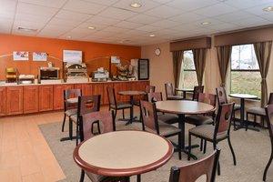 Restaurant - Holiday Inn Express North Attleboro