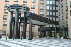 Exterior view - Courtyard by Marriott Hotel South Boston