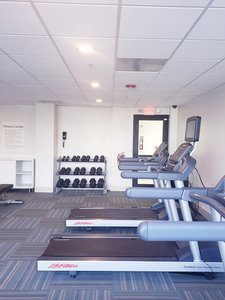 Fitness/ Exercise Room - Holiday Inn Express Hotel & Suites Hialeah