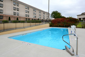 Pool - Holiday Inn Express Wendover Greensboro