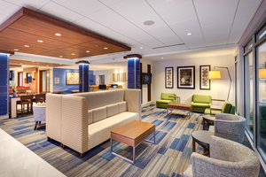 Lobby - Holiday Inn Express Hotel & Suites Thornhill