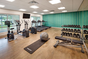 Fitness/ Exercise Room - Holiday Inn Express Hotel & Suites Thornhill