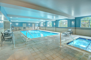Pool - Holiday Inn Express Hotel & Suites Avenel
