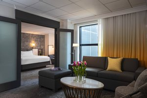 Suite - Renaissance by Marriott Hotel Times Square NYC
