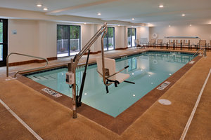 Pool - Holiday Inn Express Hotel & Suites West Ocean City