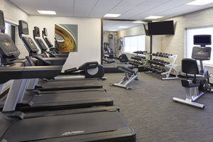 Fitness/ Exercise Room - Courtyard by Marriott Hotel Kingston