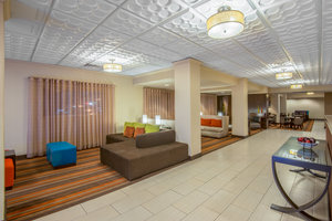 Lobby - Holiday Inn Express El Paso Central