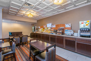 Restaurant - Holiday Inn Express El Paso Central