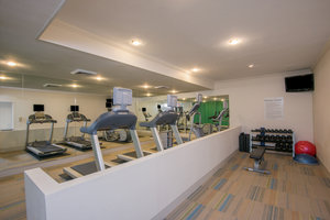 Fitness/ Exercise Room - Holiday Inn Express El Paso Central