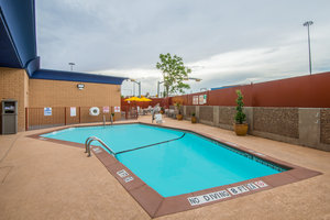Pool - Holiday Inn Express El Paso Central