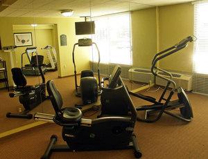 Fitness/ Exercise Room - Holiday Inn Orangeburg